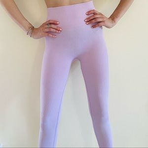 New Nike yoga seamless high rise leggings